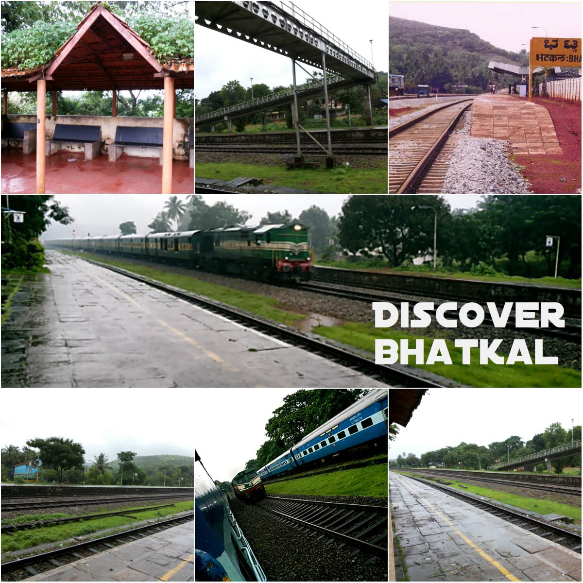 bhatkal railway station